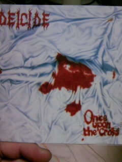 DEICIDE Once Upon The Cross